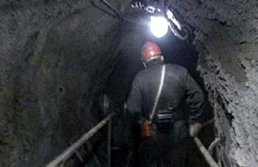 В Донецкой области загорелась шахта