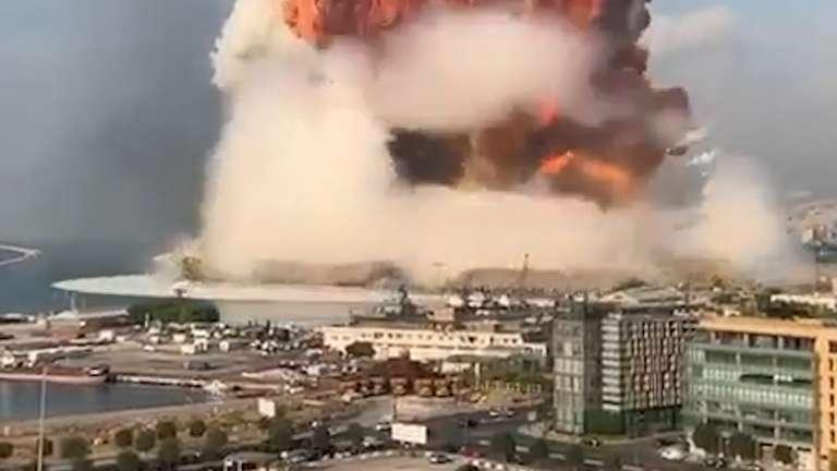Информации о пострадавших украинцах в Бейруте нет, – МИД