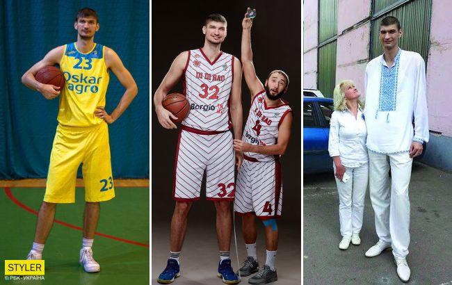 Найден самый высокий украинец: житель Прикарпатья имеет рост 2 м и 19,5...