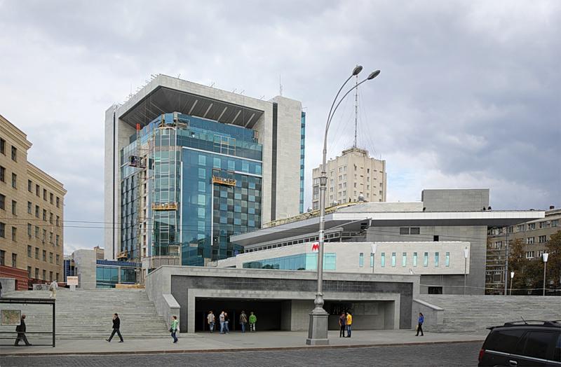 """""""Мы ждали восемь лет"""": Kharkiv Palace Hotel обещает в сжатые сроки запус..."""