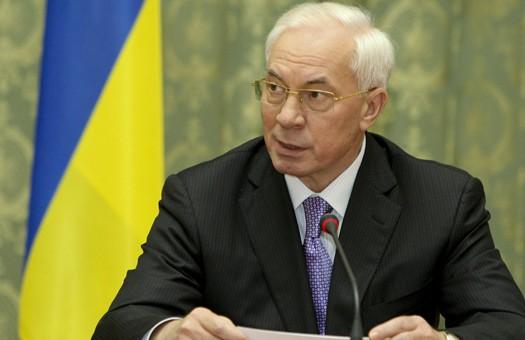 Больше половины украинцев недовольны работой Азарова