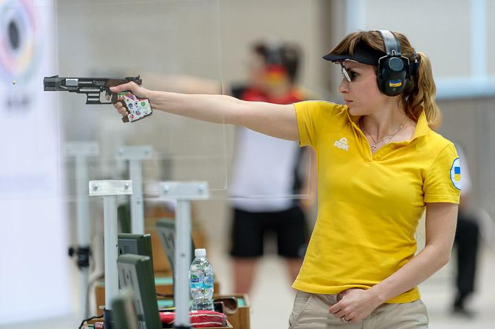 Олимпиада в Рио: Костевич не пробилась в финал соревнований по стрельбе