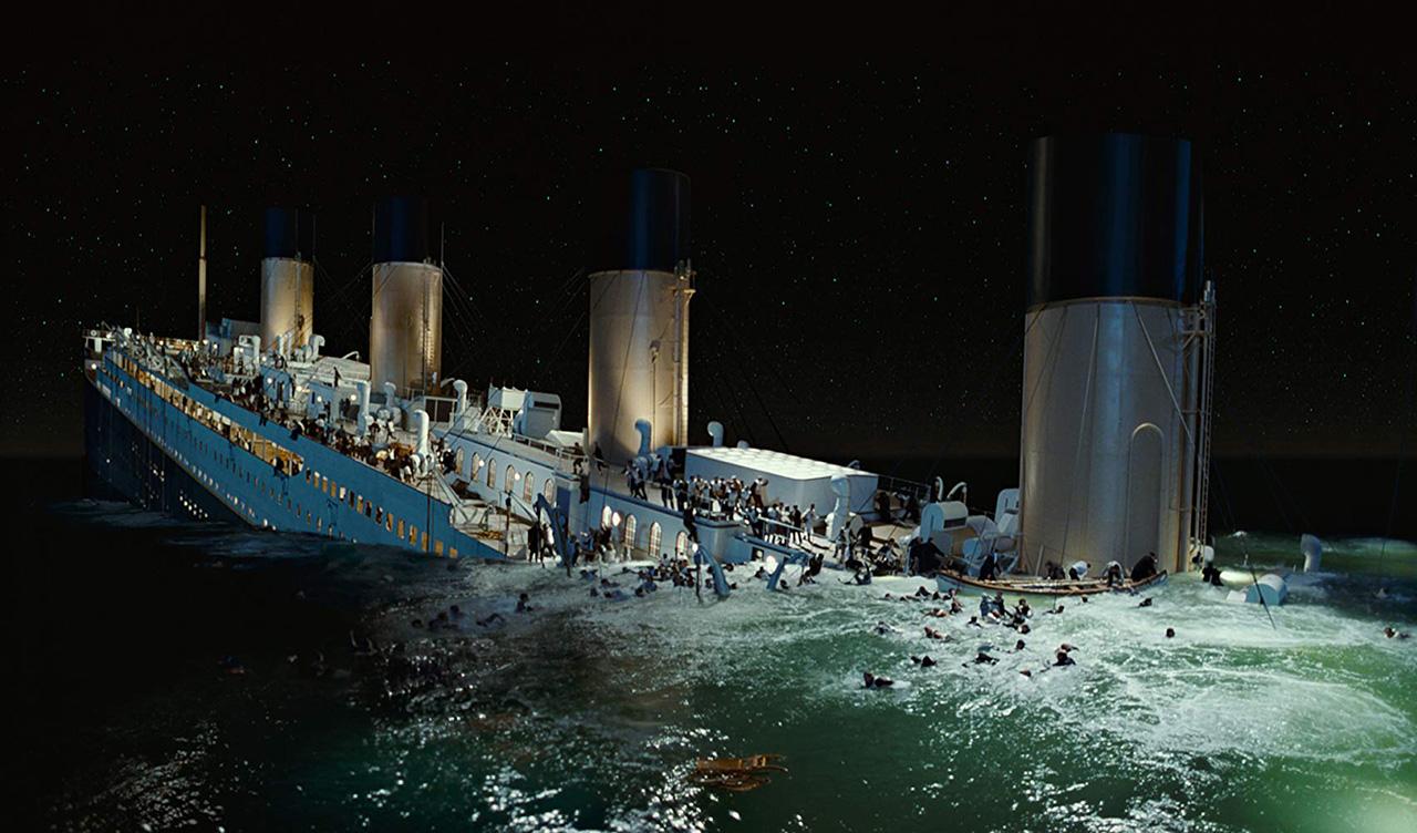 """От судна Черной Бороды до """"Титаника"""". 5 знаменитых кораблекрушений и их..."""