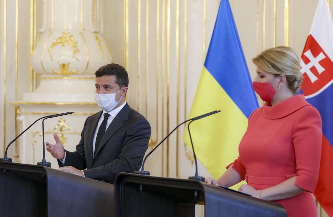 """Украина и Словакия понимают риски, которые несет """"Северный поток-2"""", – З..."""