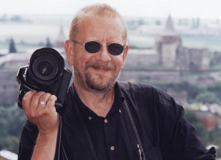 """""""Учил мыслить образами"""". Скончался известный украинский фотограф Виктор..."""