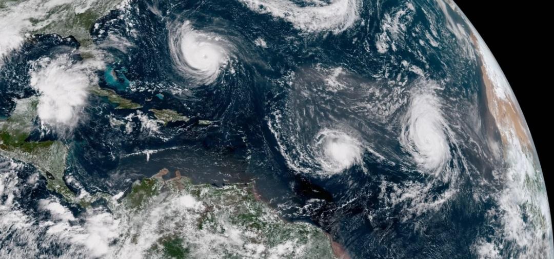 Наблюдения за погодой в Арктике помогут предсказать тропические циклоны