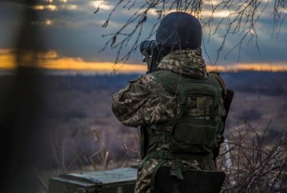 """Режим """"тишины"""" на участках разведения сил соблюдается, – штаб ООС"""
