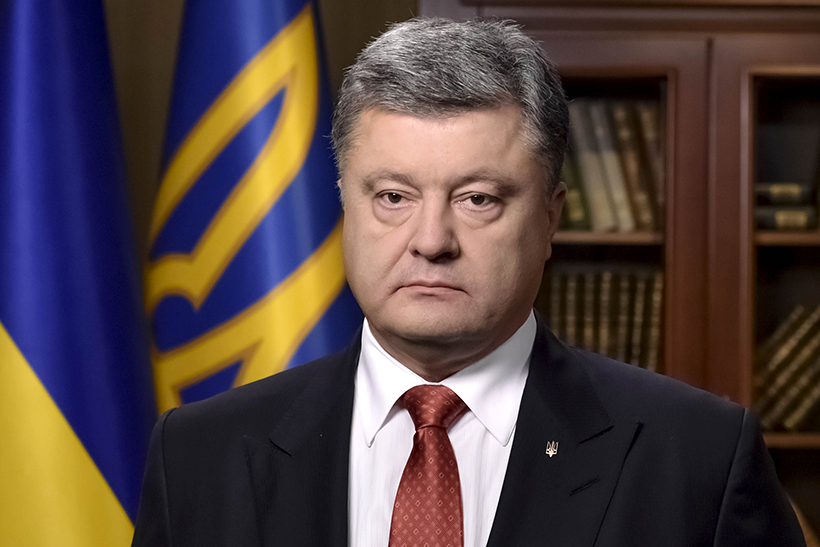 """Порошенко рассказал о своем визите в Крым накануне """"референдума"""""""
