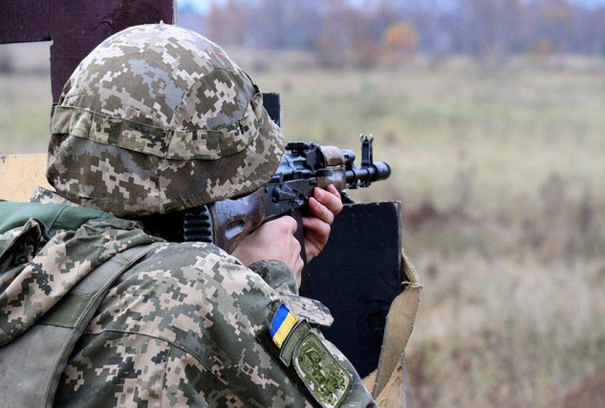 Украинская армия потеряла часть позиций вблизи Золотого, – СМИ