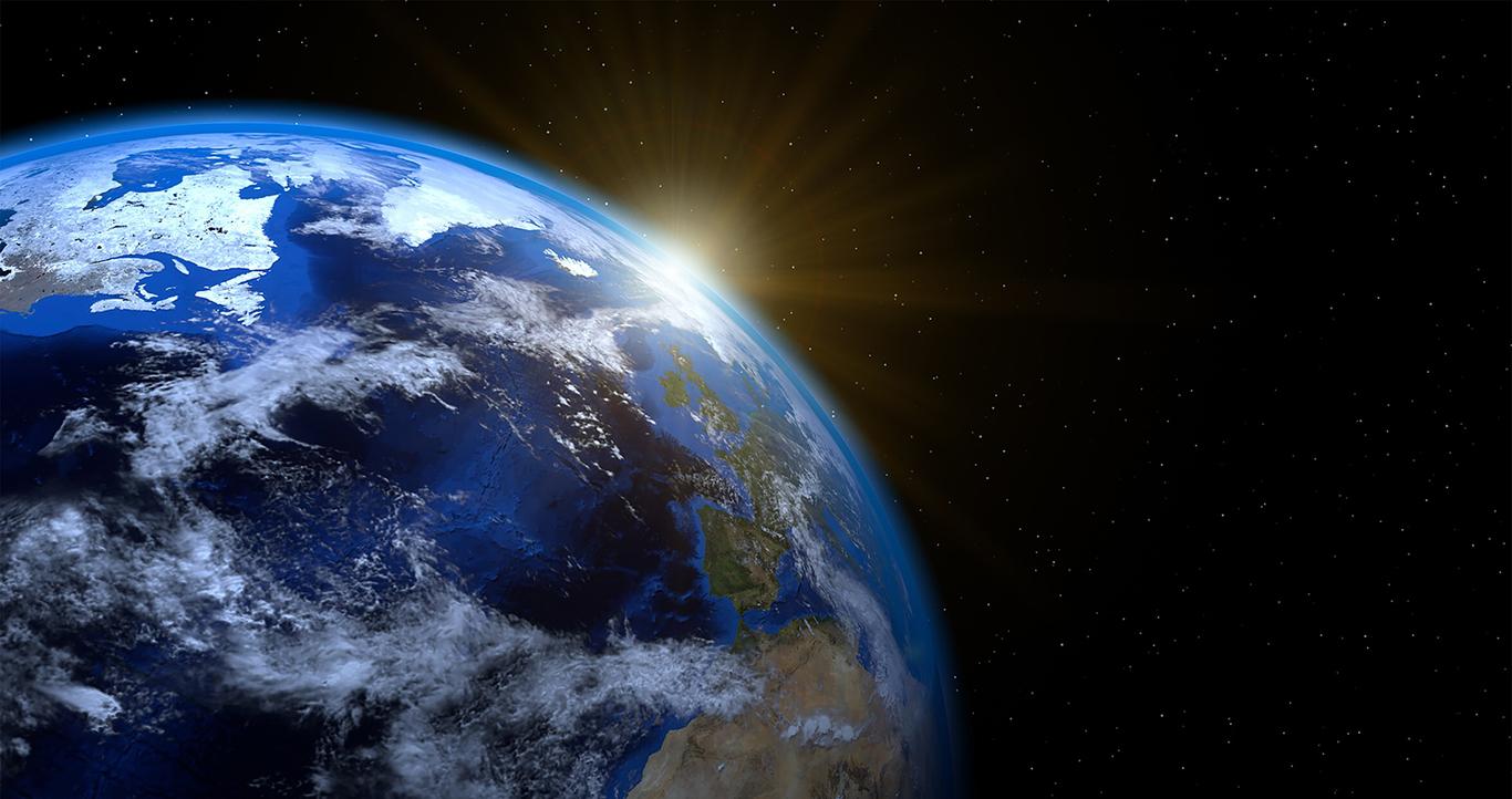 Переоткрывая Землю. 5 чудес природы, о которых вы не слышали