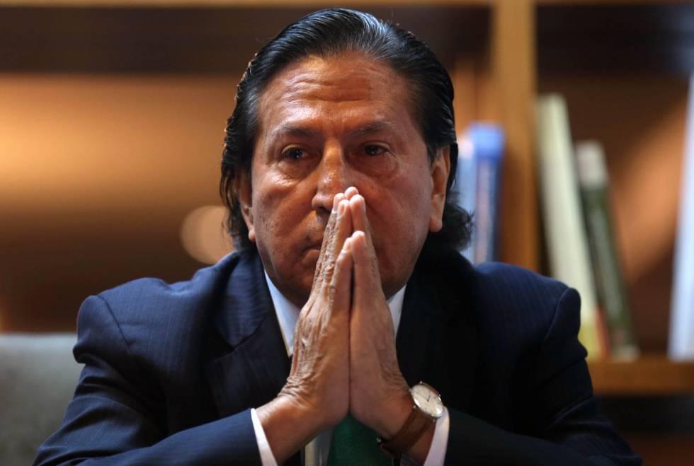 Экс-президент Перу напился и провел ночь в полицейском участке