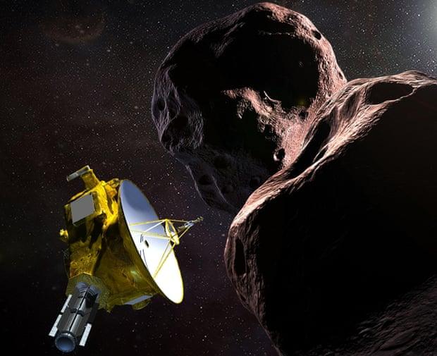 """""""Не просто космическая картошка"""". На астероиде в Поясе Койпера сделано в..."""