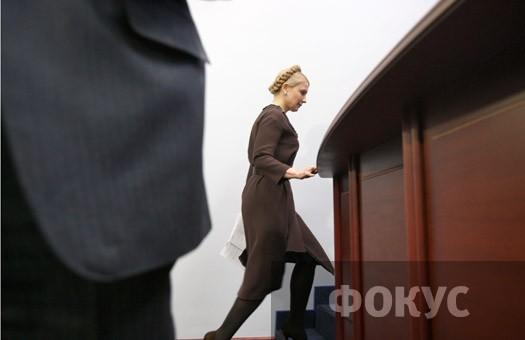 EUObserver: с Тимошенко Украина станет похожа на страну времен Кучмы