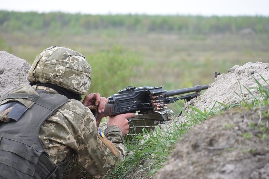 "Ситуация на Донбассе: боевики нарушили ""тишину"" под Новоалександровкой"