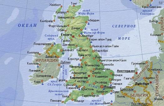 Наводнение в Британии: спасены 200 человек