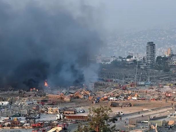 Голод к концу года. Взрыв в Бейруте грозит нехваткой продовольствия боль...