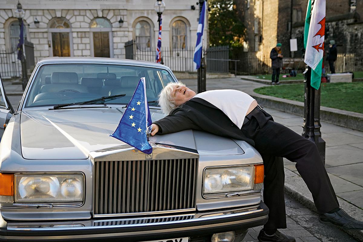 Мученик за Brexit. Почему вырываясь из ЕС, Борис Джонсон грозит похорони...