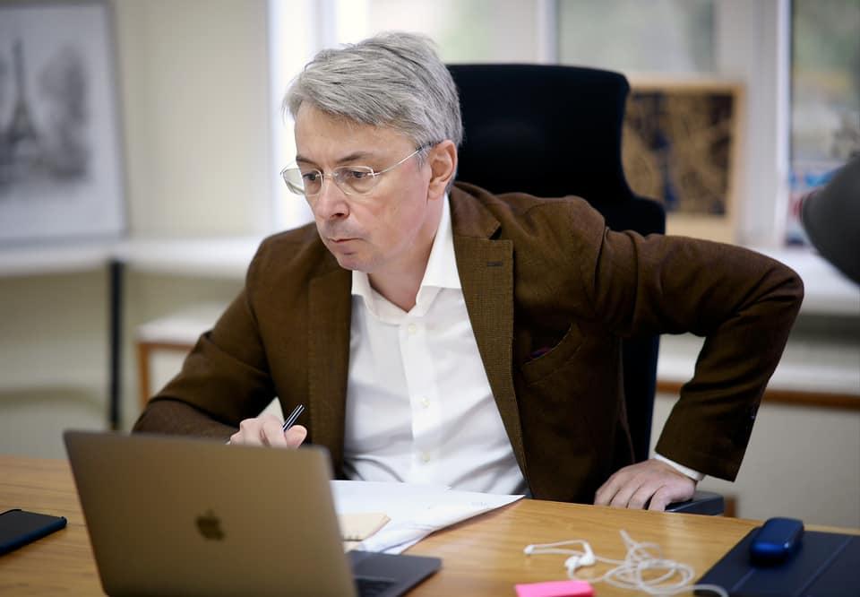 В Кабмине Шмыгаля появился министр культуры