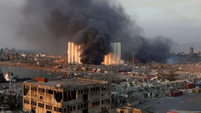 ВБейруте вблизи порта обнаружили еще 4 тонны аммиачной селитры