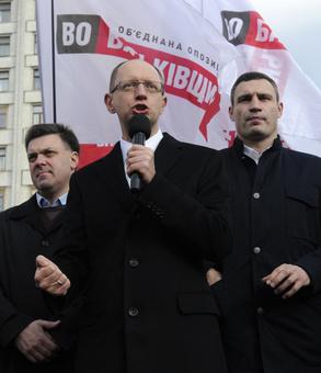 Оппозиция вновь начала сбор подписей за недоверие правительству