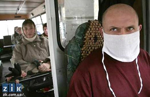 Во Львове маршрутчиков будут лишать лицензий за неиспользование масок