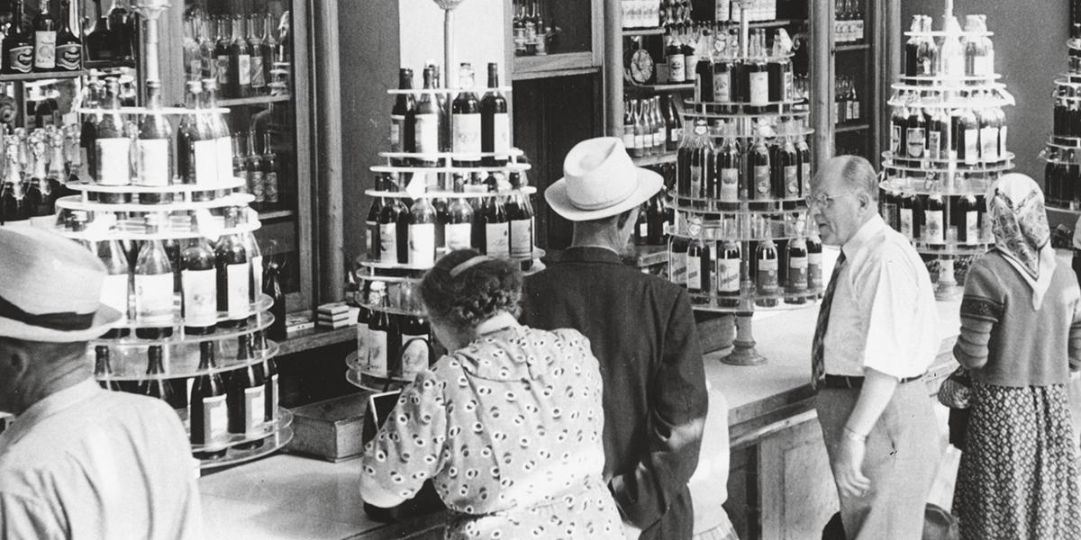Пьяные деньги. Как пиво и водка помогали строить коммунизм