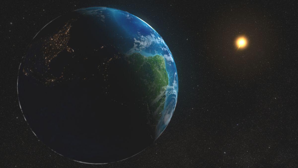 Астрономы нашли в космосе'зеркальное отражение Земли и Солнца