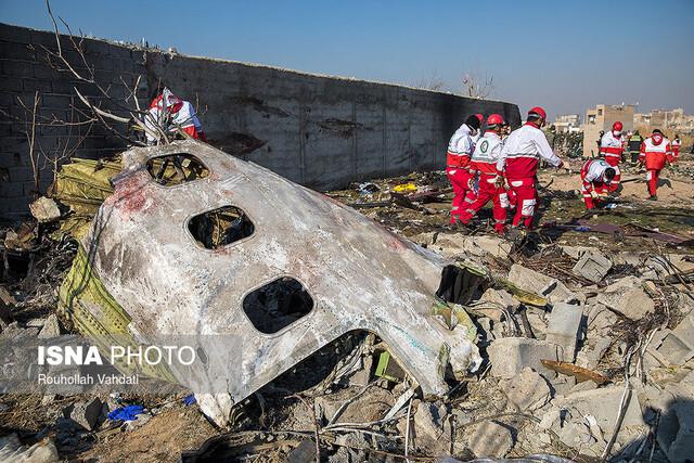 """Иран хочет передать """"черные ящики"""" сбитого самолета МАУ во Францию"""