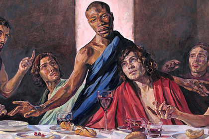 """""""Расовая справедливость"""". На алтаре в британском соборе появится картина..."""