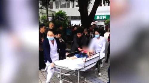 В Китае женщина ранила ножом 14 детей
