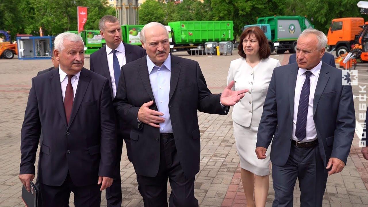 Лукашенко вслед за Путиным предложил изменить Конституцию страны