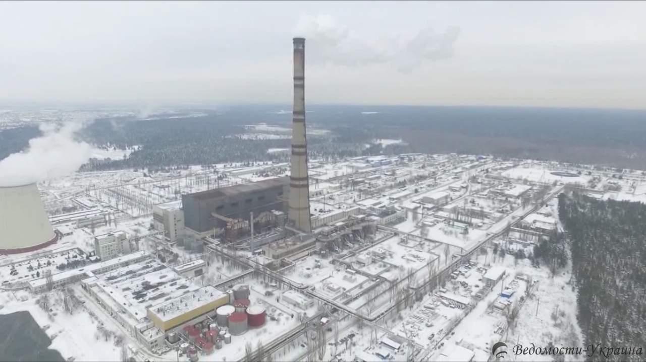 Дарницкая ТЭЦ в Киеве нарушает нормы обращения с опасными химическими ве...