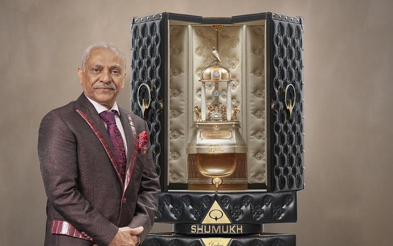 В ОАЭ продают духи за 1,3 миллиона долларов
