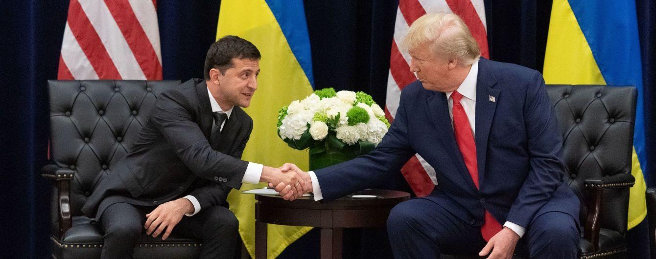 """Между президентами Украины и США наблюдается """"химия"""", это вдохновляет,  – Ельченко"""