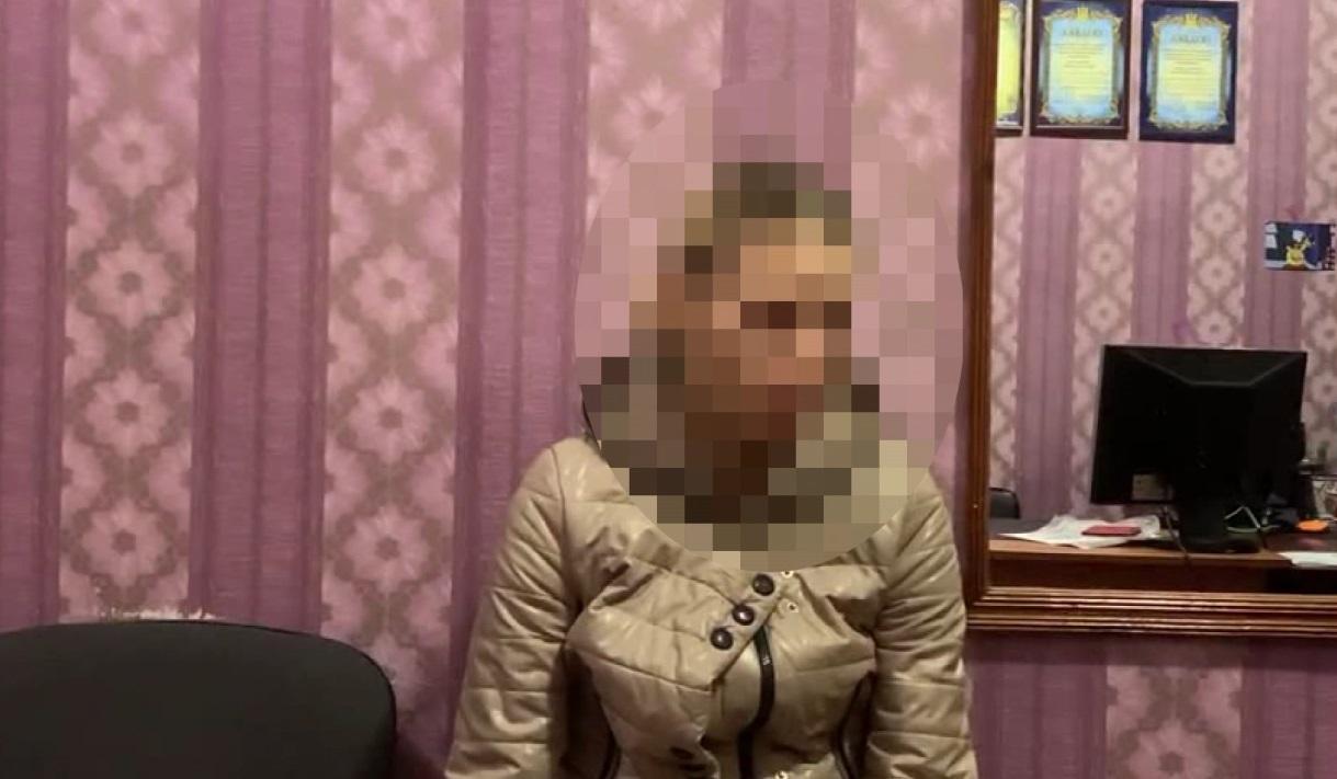 В Одесской области задержали женщину, закопавшую новорожденную девочку н...