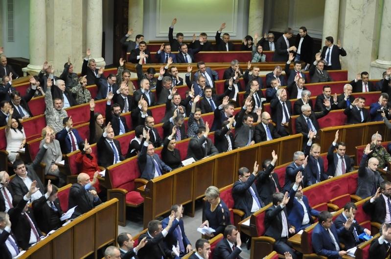 Рада приняла закон о государственном оборонном заказе с предложениями пр...