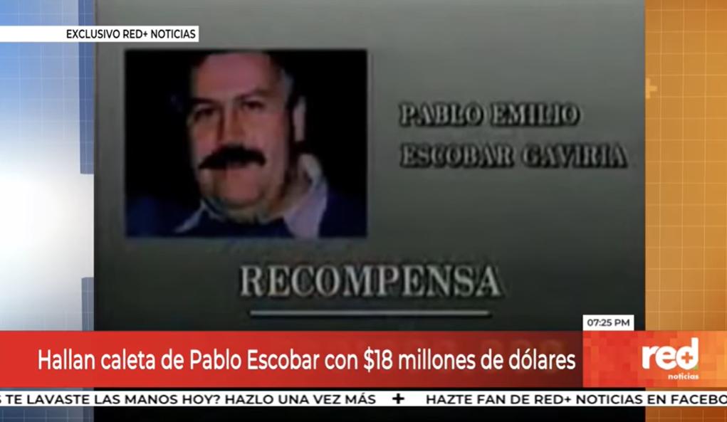 $18 млн сгнивших банкнот. Племянник Эскобара нашел тайник знаменитого на...