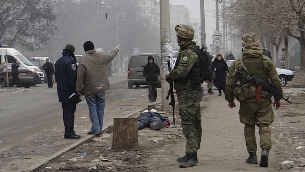Более 5300 человек стали жертвами конфликта в Донбассе, - ООН