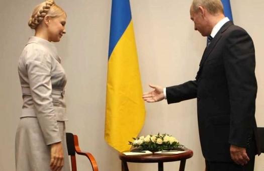 В Партии регионов подозревают, что Тимошенко отдала Путину украинскую ГТ...