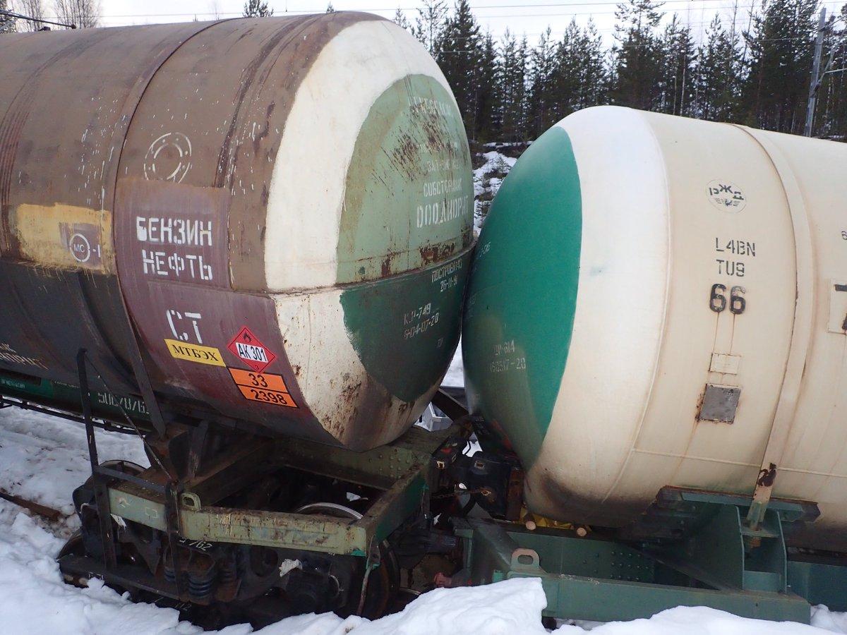 В Финляндии разлилось 50 тысяч литров российского эфира