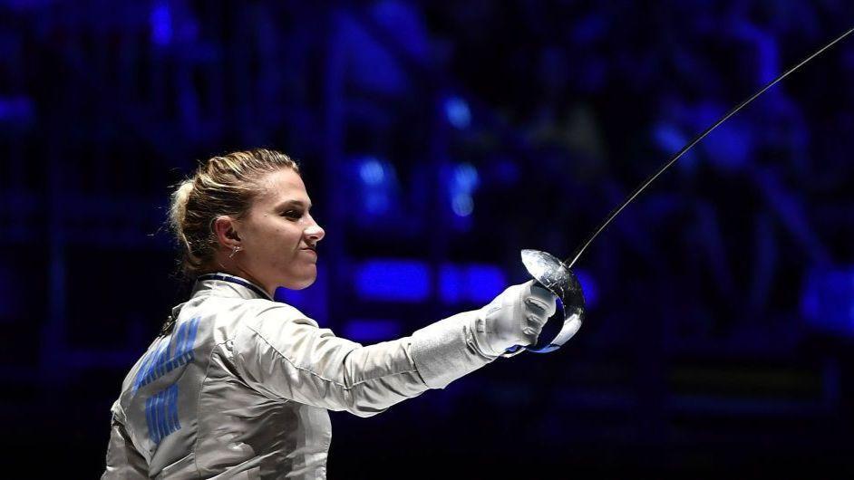 Ольга Харлан одержала победу на этапе Кубка мира в Монреале