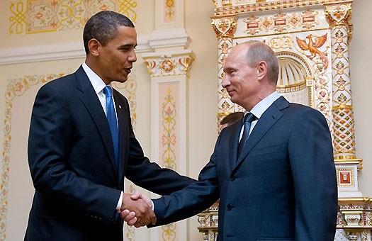 Обама обогнал Путина в рейтинге Forbes