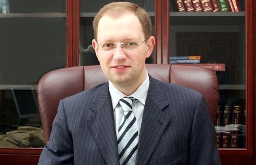 Партия регионов обвинила Яценюка в нецелевом использовании средств