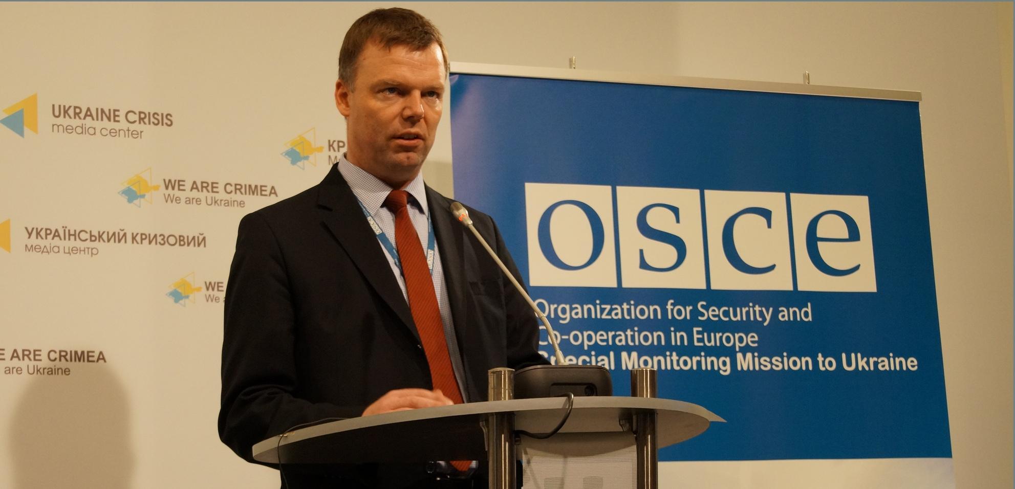 ОБСЕ заметила у боевиков в зоне АТО запрещенные ракетные комплексы