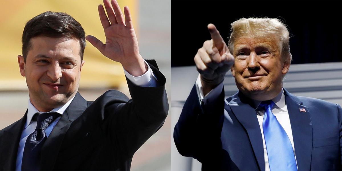 Зеленский станет высоким гостем. Когда Трамп встретится с президентом Ук...