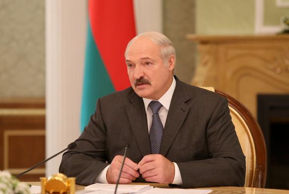 Лукашенко: Порошенко отверг мои предложения по Донбассу