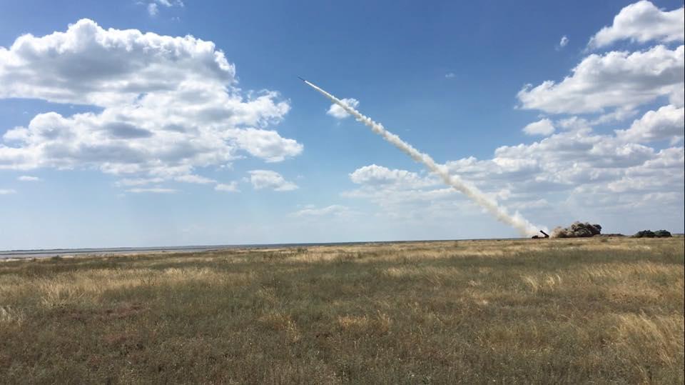 В Украине испытали новую ракету отечественного производства, – Турчинов