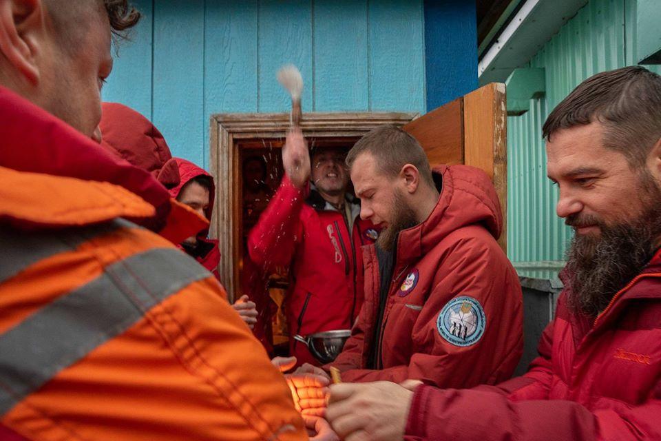 Украинская церковь в Антарктиде стала единственной, где законно провели...