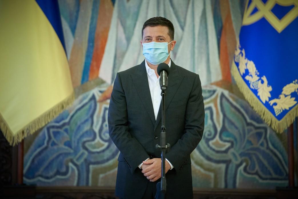 Зеленский признался в нарушении антикоррупционного законодательства