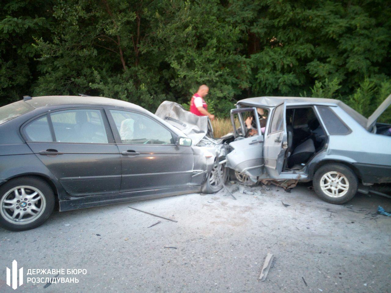 ДТП с полицейским унесло три жизни, ГБР начало расследование